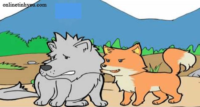 Chó và Sói