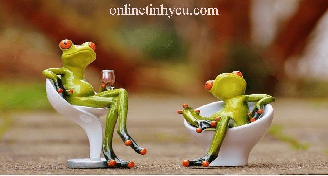 Câu chuyện về hai con ếch