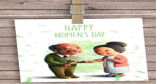 Lời chúc mừng ngày Quốc tế Phụ nữ  26