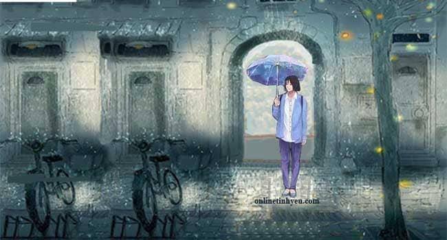Chờ mưa