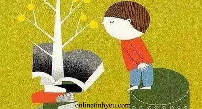 Hãy đọc khi con một mình