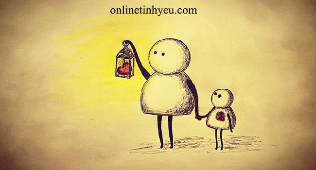 Cho yêu thương dẫn đường