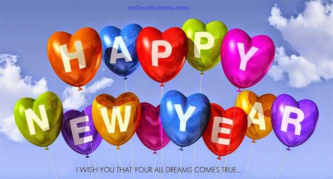 Lời chúc mừng Năm mới số 8