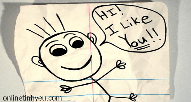 Em thích anh