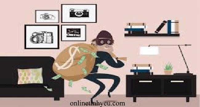 Trộm cả mì gói