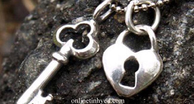 Câu chuyện ổ khóa và chìa