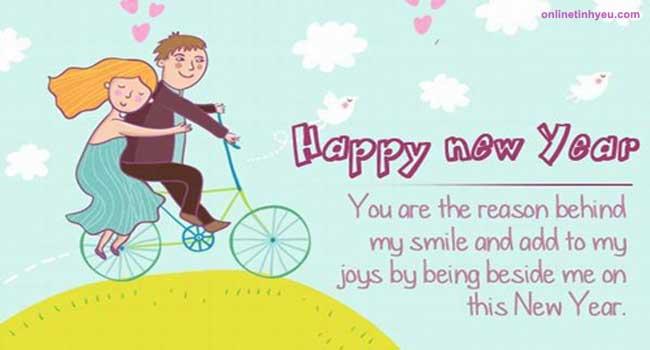 Lời chúc mừng Năm mới số 14