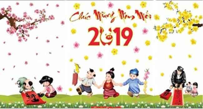 Lời chúc mừng Năm mới số 70