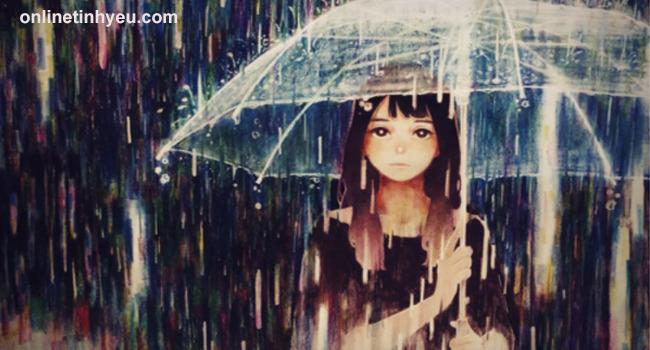 Nửa giọt mưa đời