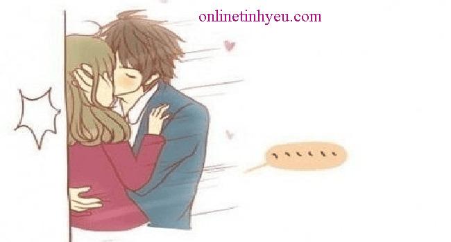 Nụ hôn đầu và nụ hôn chia ly