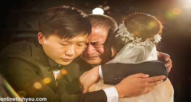 Lời người cha nói với con rể trong ngày cưới