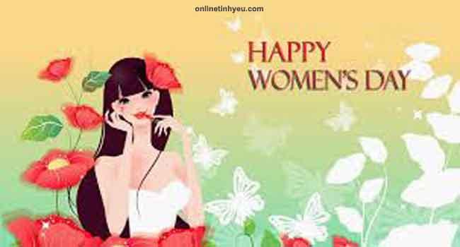 Lời chúc mừng ngày Quốc tế Phụ nữ  21