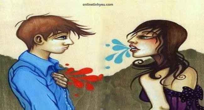 Đừng bao giờ nói những lời tổn thương