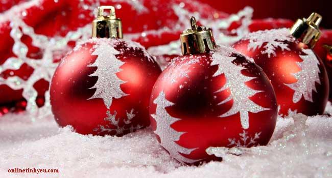 Lời chúc Giáng sinh 24