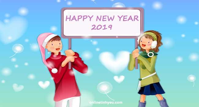 Lời chúc mừng Năm mới số 2