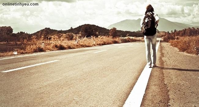 Hãy tiếp tục con đường bạn đã chọn.