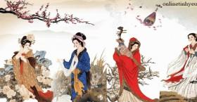 Nhà vua và bốn bà vợ