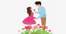 Bông hồng mùa xuân