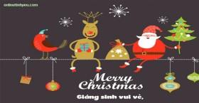 Lời chúc Giáng sinh 8