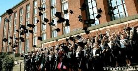 Buổi lễ tốt nghiệp