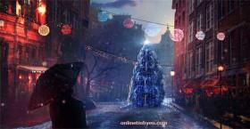Giáng sinh xa anh