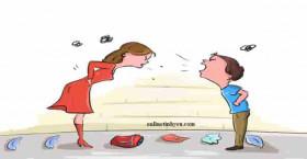 Nguyên tắc không được quên khi vợ chồng cãi nhau