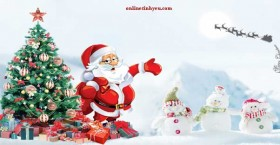 Lời chúc Giáng sinh 25
