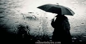 Chiếc ô của vị phú thương