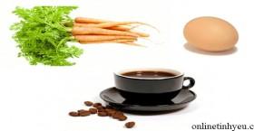 Cà rốt, trứng, cà phê và câu chuyện vượt qua nghịch cảnh để thành công
