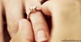 Chiếc nhẫn cưới bị mất