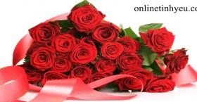 Hoa hồng tặng vợ