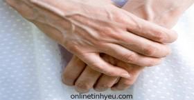 Bàn tay thô ráp