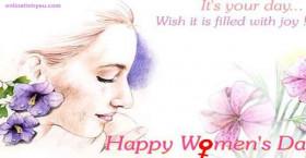 Lời chúc mừng ngày Quốc tế Phụ nữ  43