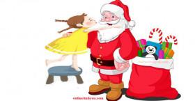 Nụ hôn cho ông già Noel