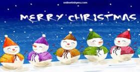Lời chúc Giáng sinh 1