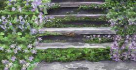 Câu chuyện về bậc thang và bức tượng