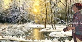 Chút nắng chiều đông