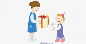 Món quà tặng mẹ