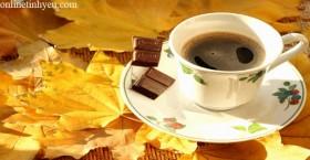 Cà phê và tách