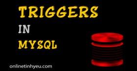 MySQL trigger syntax