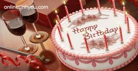 Lời chúc mừng sinh nhật 1