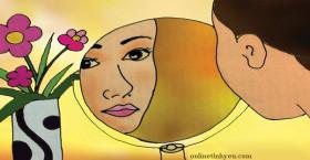 Chiếc gương soi
