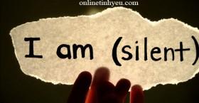 5 bài học tuyệt vời về sự im lặng