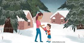 Giáng sinh ấm áp
